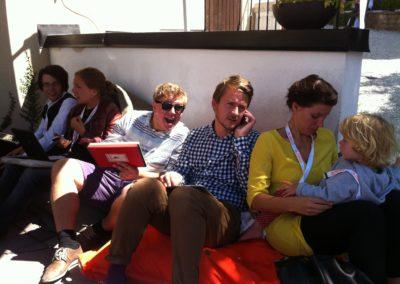 Häng på Bloggplats H12 med Anton Johansson, Ted Valentin och Martina Lind.
